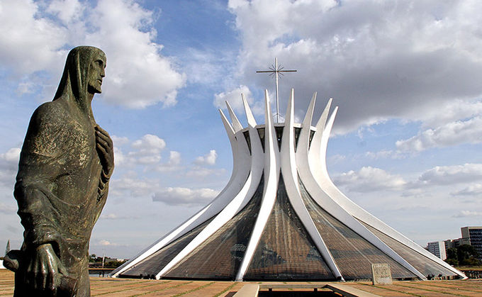 Кафедральный собор Бразилии. Изображение № 5.