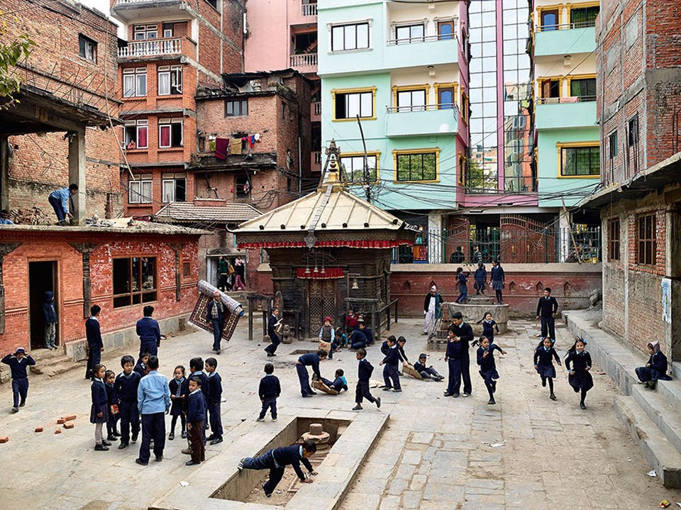 Фото: как выглядят детские площадки вразных странах мира . Изображение № 26.