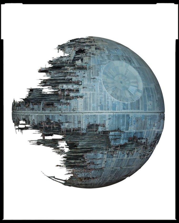 Wired сфотографировал реквизит из «Звёздных войн» . Изображение № 4.