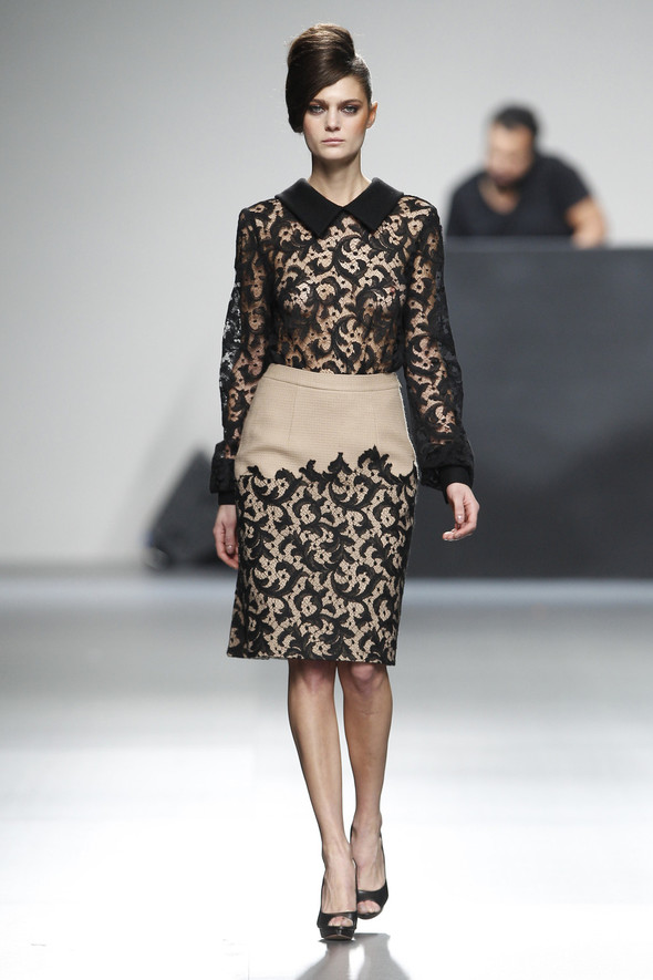 Madrid Fashion Week A/W 2012: Juana Martin. Изображение № 21.