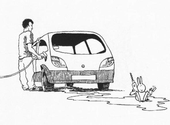Кролики-самоубийцы(Bunny Suicides). Изображение № 39.