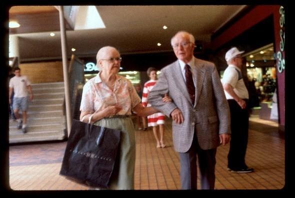 Изображение 3. Проект: Фотографии из американских моллов.. Изображение № 3.