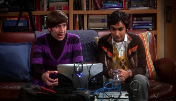 Изображение 3. TheBig Bang Theory (Теория Большого Взрыва).. Изображение № 5.