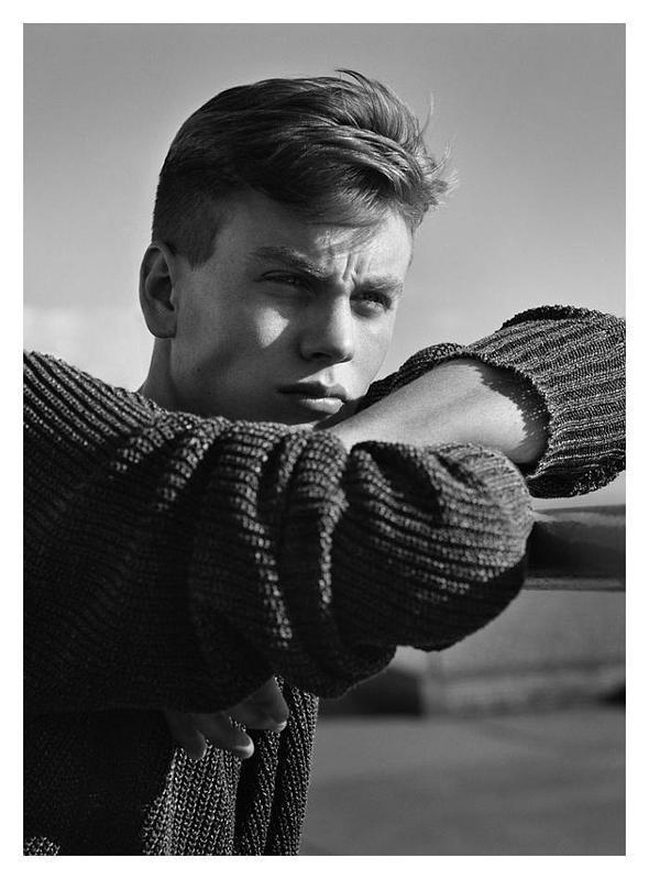 Мужские рекламные кампании: Zara, H&M, Bally и другие. Изображение № 37.