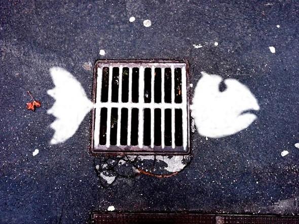Креативный street-art. Изображение № 1.