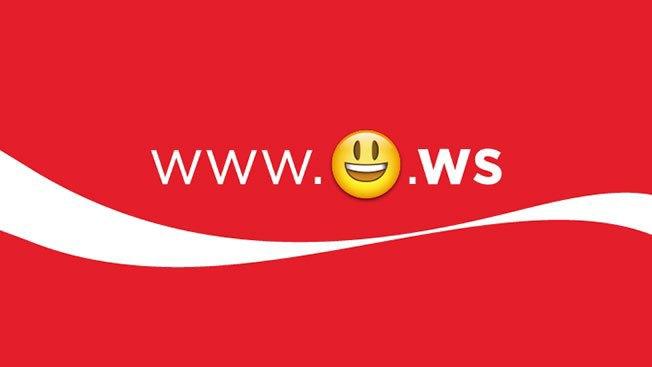 Coca-Cola выпустила рекламу с эмодзи. Изображение № 1.
