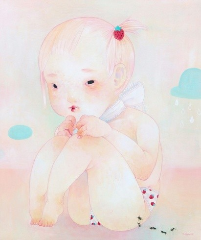 Как болеет за детей Хикари Шимода. Изображение № 29.