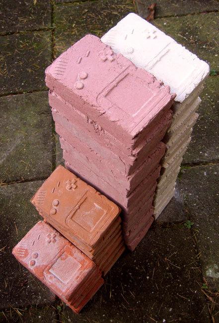 Gameboy bricks. Изображение № 1.