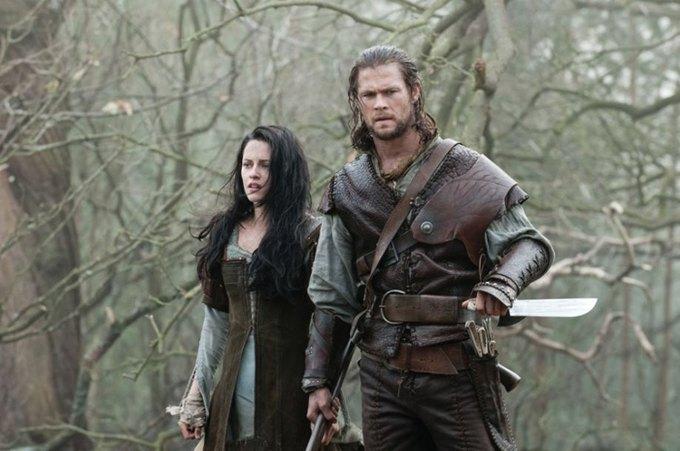 Кадр из фильма  «Белоснежка и охотник». Изображение № 1.
