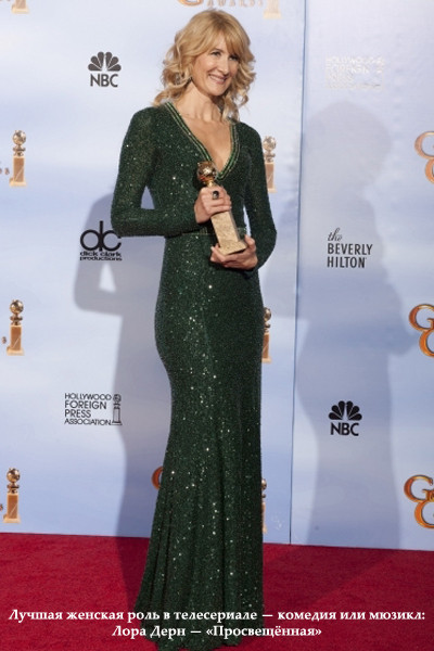 «Золотой глобус-2012»: победители. Изображение № 21.
