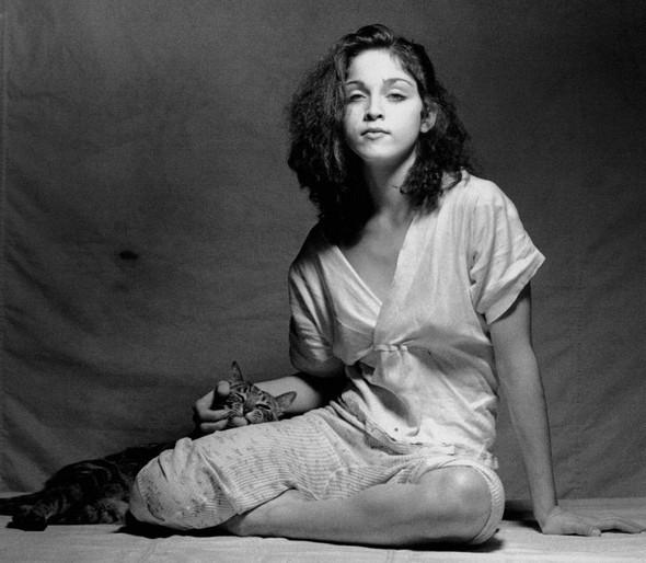 Ретроспектива,Madonna by Martin Schreiber (1979). Изображение № 2.