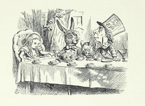 """""""Алиса в Зазеркалье"""" - последний уикэнд. Изображение № 1."""