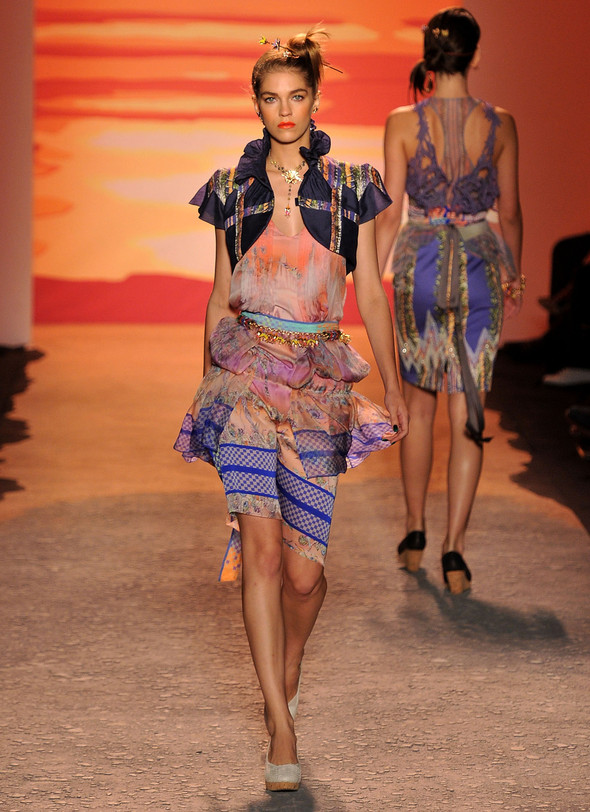 New York Fashion Week Spring 2012: День четвертый. Изображение № 8.