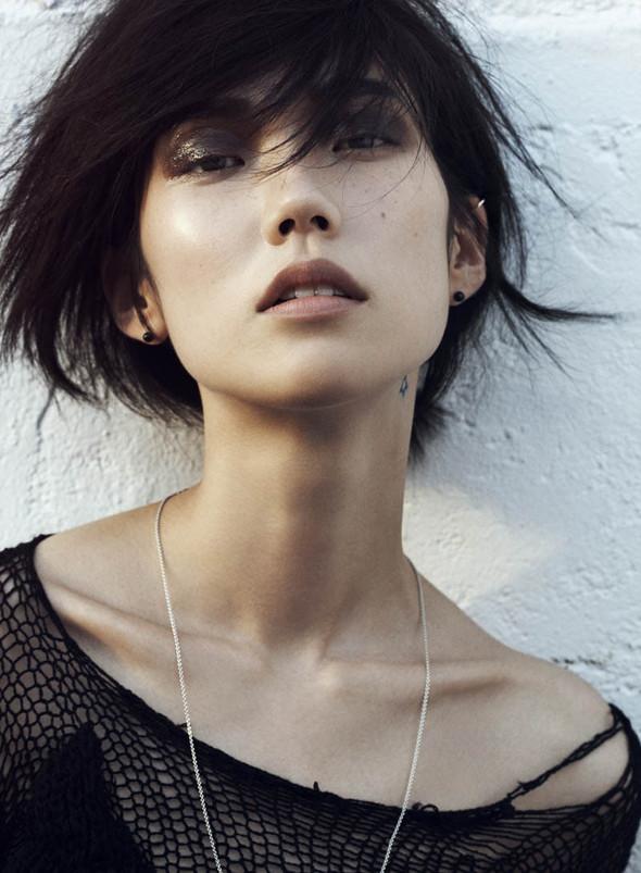 Съёмка: Тао Окамото для китайского Vogue. Изображение № 5.