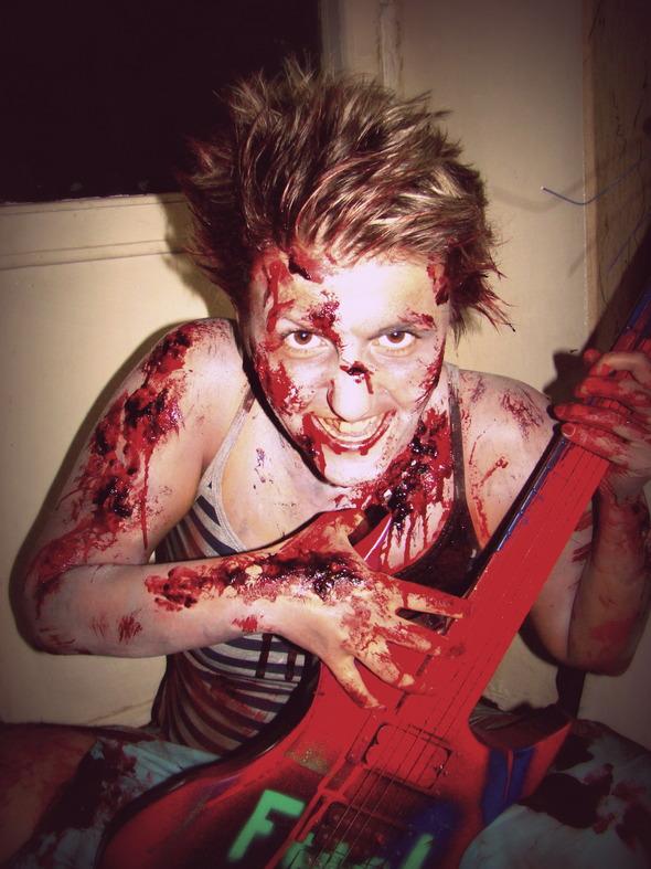 Наш домашний зомби.. Изображение № 5.