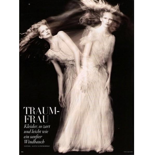 5 новых съемок: Amica, Elle, Harper's Bazaar, Vogue. Изображение № 38.