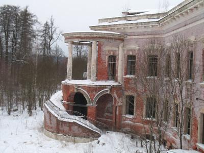 Руины усадьбы «Отрада». Изображение № 7.