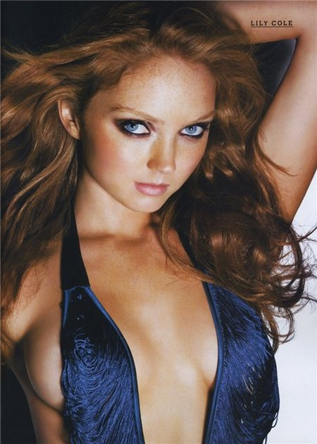 Lily Cole – top model doll. Изображение № 30.