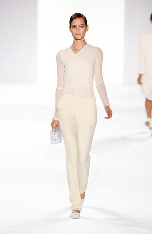 Изображение 31. Chloé. Summer runway 2011.. Изображение № 31.