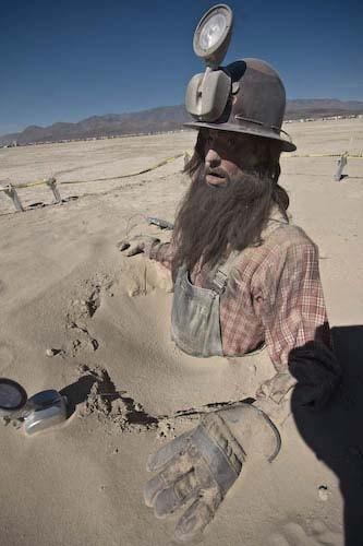 Burning man– art-проект мирового масштаба. Изображение № 23.