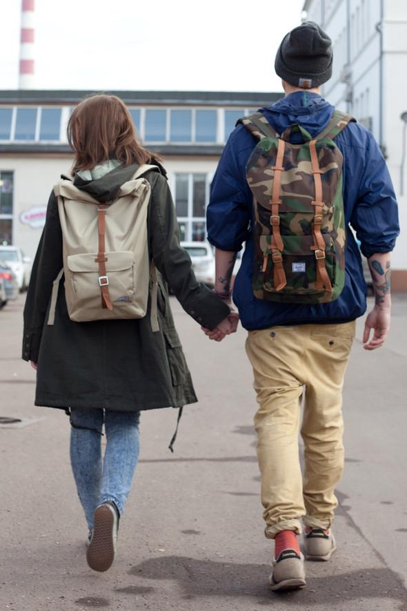 Немая история про два рюкзака.. Изображение № 5.