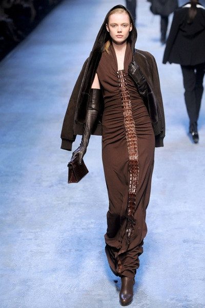 Jean Paul Gaultier for Hermes (fall-winter 2010). Изображение № 27.