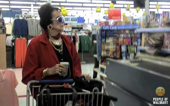 Покупатели Walmart илисмех дослез!. Изображение № 22.