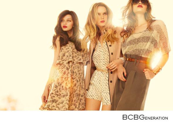 Кампания: BCBGeneration FW 2011. Изображение № 6.