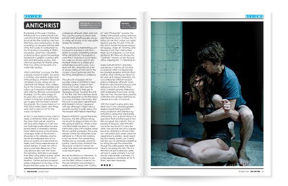 Лучшие журналы месяца наissuu. com. Изображение № 35.
