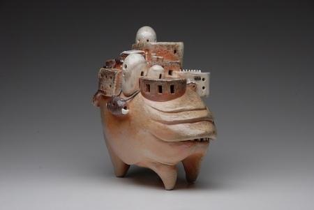 EvaFunderburgh забавные керамические монстры. Изображение № 15.