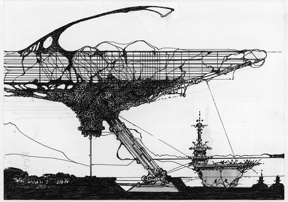 Арт-альбомы недели: 10 книг об утопической архитектуре. Изображение № 192.