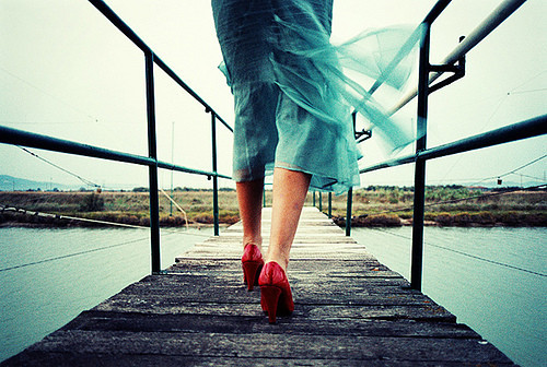 An amazing story of red shoes. Изображение № 11.