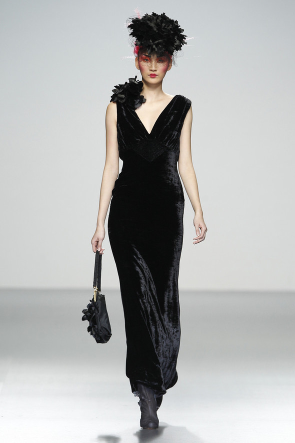 Madrid Fashion Week A/W 2012: Elisa Palomino. Изображение № 27.
