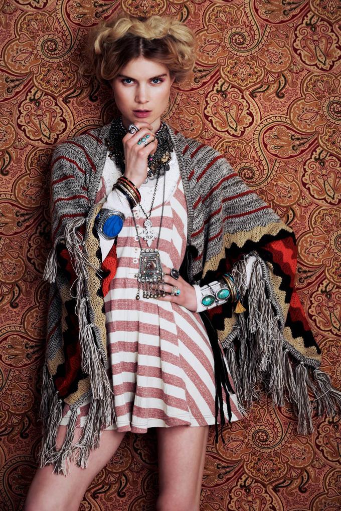 Показаны новые лукбуки Zara, Free People, Mango и других марок. Изображение № 47.