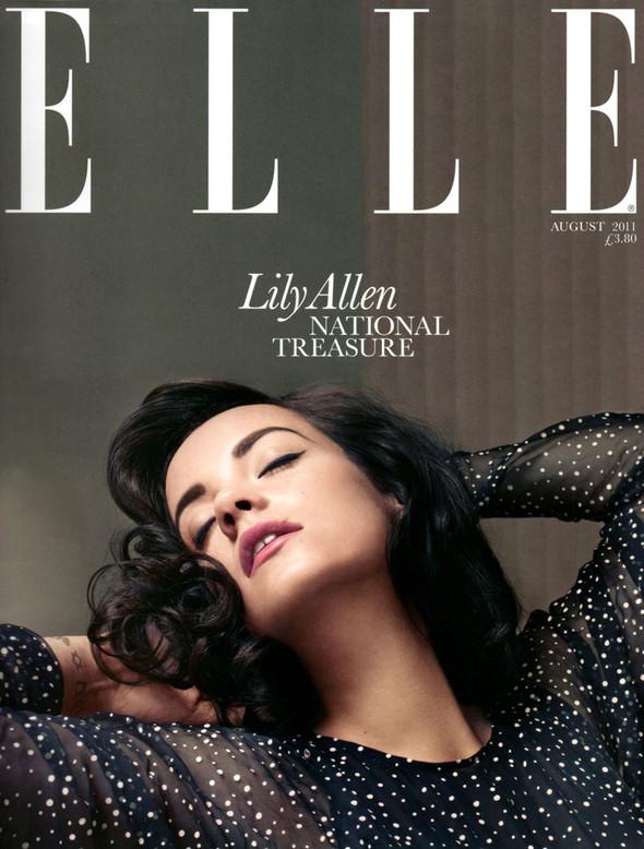 Изображение 5. Обложки: L'Officiel, Harper's Bazaar, Elle и другие.. Изображение № 5.