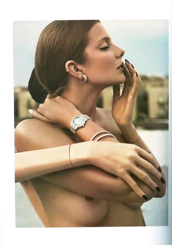 Vogue Франция ноябрь 2009. Изображение № 5.