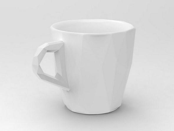Изображение 17. Предмет: Серия из 30 кофейных чашек.. Изображение № 17.