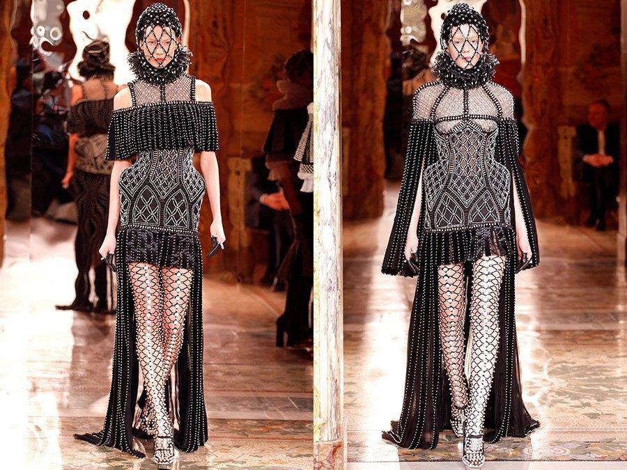 Неделя моды в Париже:  День 8. Изображение № 2.