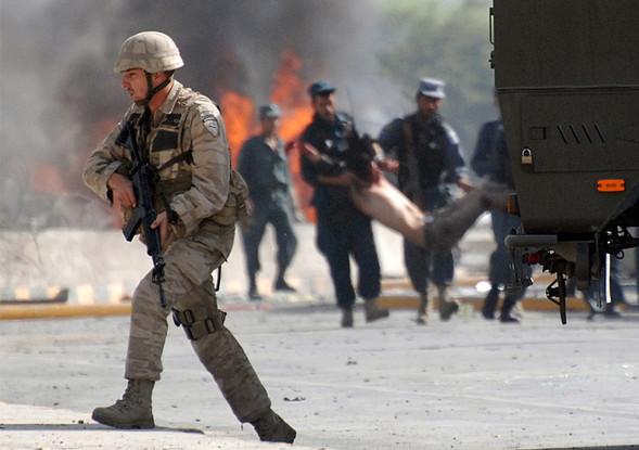 Афганистан. Военная фотография. Изображение № 89.