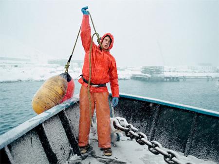 Каково быть рыболовом вАрктике. Изображение № 1.