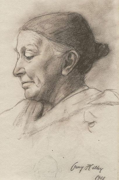 Наброски Адольфа Гитлера были проданы на аукционе. Изображение № 7.