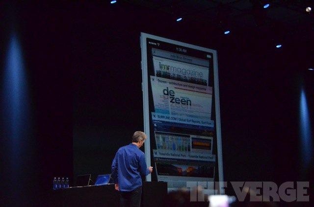 Трансляция: Apple представляет новую iOS и другие продукты. Изображение № 14.
