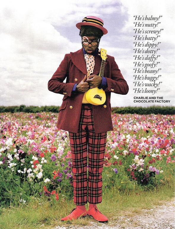 Мир с обложки Тим Уокер. Изображение № 22.