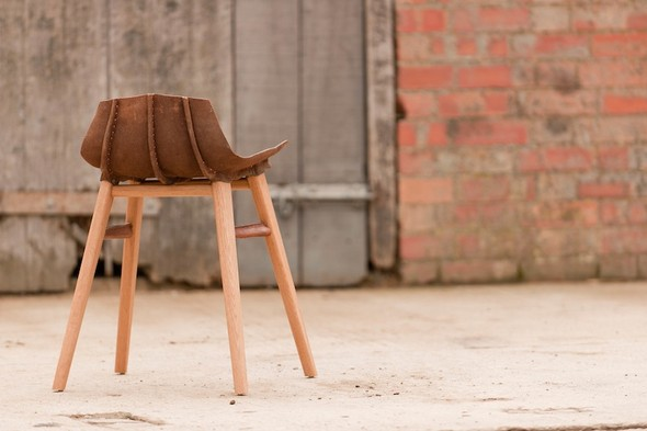 Leather Furniture by Tortie Hoare на thisispaper.com. Изображение № 11.