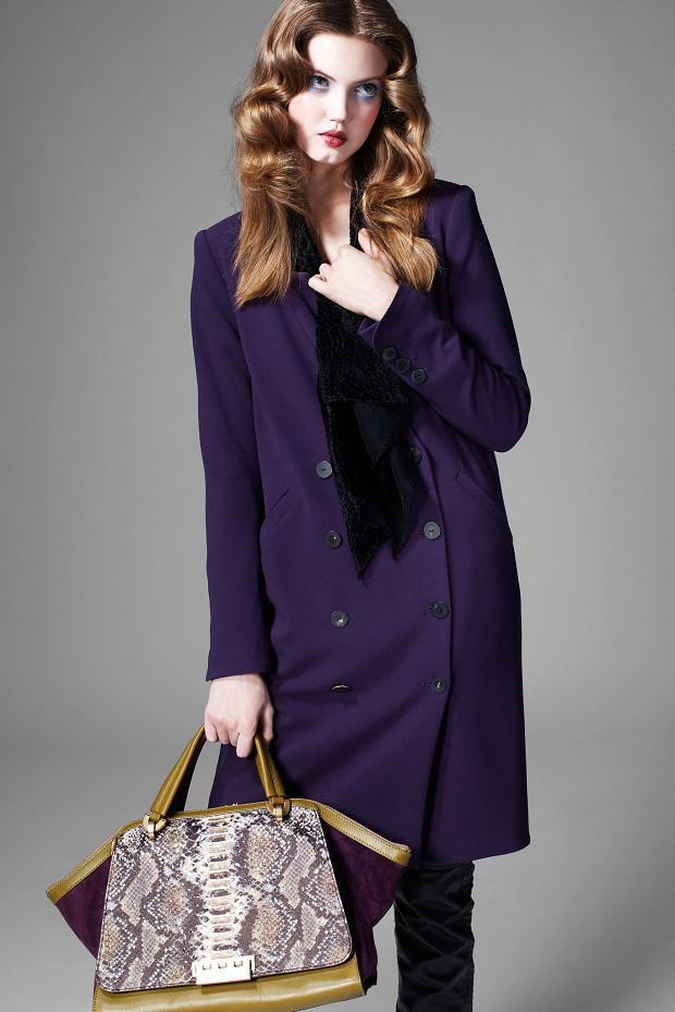 Показаны новые лукбуки Balenciaga, Chanel и Zac Posen. Изображение № 40.