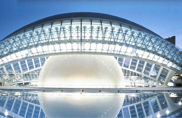 Архитектура будущего от Сантьяго Калатравы. Изображение № 6.