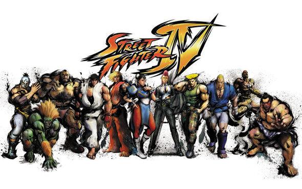 Street Fighter 4. Изображение № 1.