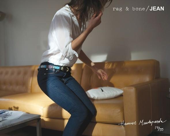 Кампания: Ханнели Мустапарта для Rag & Bone. Изображение № 43.