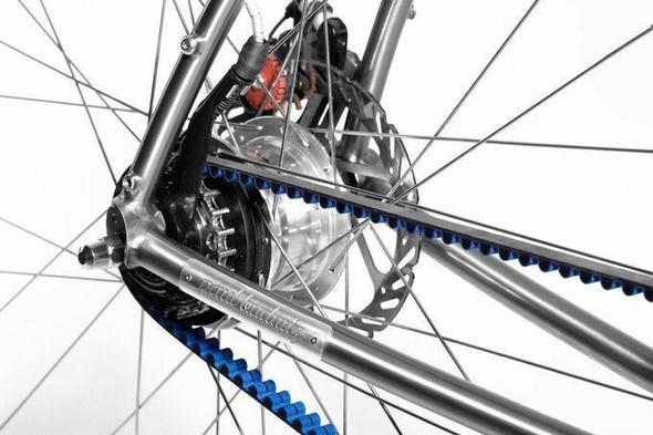 Титановые велосипеды от Paul Budnitz. Изображение № 5.