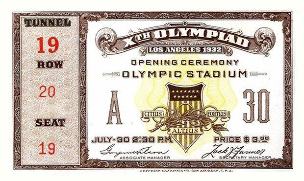 10 Олимпиад, которые нравятся даже дизайнерам. Изображение № 8.